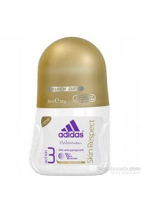 Adidas Skin Respect Kadın Roll-On