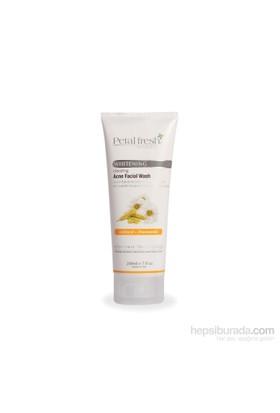 Petal Fresh Akne Sivilce Güneş Ve Makyaj Temizleme Yıkama Jeli