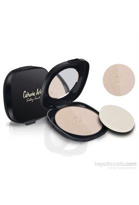 Catherine Arley Silky Tonch Compact Powder No:6.5 Pudra