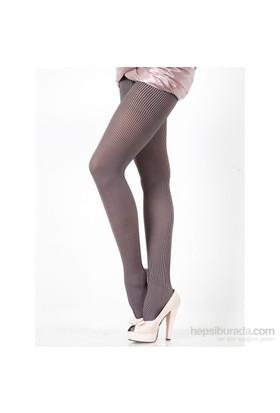 Miorre 2 Adet Desenli Külotlu Çorap