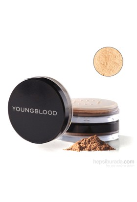 YOUNGBLOOD Barely Beige (1005) Toz Mineral Fondoten