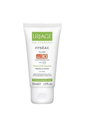 Uriage Hyseac SPF30 Fluide 50ml - Karma ve Yağlı Ciltler İçin Güneş Koruyucu