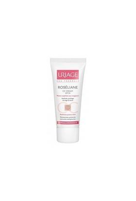 Uriage Roseliane CC Cream SPF30 40ml - Kızarıklık Eğilimli Hassas Ciltlere Özel CC Krem