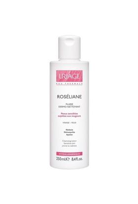 Uriage Roseliane Cleansing Lotion 250ml - Kızarıklık Eğilimli Ciltler İçin Temizleme Losyonu