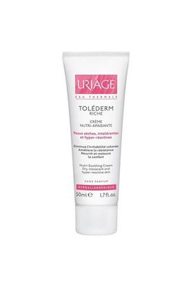 Uriage Tolederm Rich Cream 50ml - Hassas Ciltler İçin Besleyici Bakım Kremi