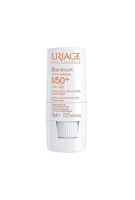 Uriage Bariesun Stick Mineral SPF50+ 8g - Mineral Stick Güneş Koruyucu