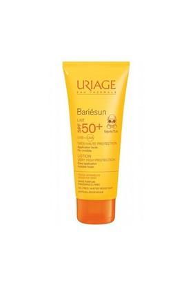 Uriage Bariesun Lotion For Children SPF50+ 100ml - Çocuklar İçin Güneş Koruyucu Yüz ve Vücut Sütü