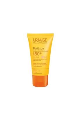 Uriage Bariesun Tinted Cream SPF50+ Fair 50ml - Güneş Koruyucu Hafif Renkli Krem Açık Ten