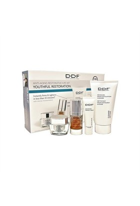 DDF Anti-Aging Restorative 4 PC Kit
