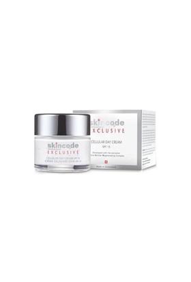 Skincode Cellular Day Cream SPF15 50ml - Hücresel Gündüz Kremi