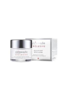 Skincode Cellular Night Refine and Repair 50ml - Hücresel Yenileyici ve Onarıcı Gece Kremi