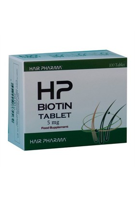 Hp Biotin Tablet 5 Mg Biotin 100 Tablet