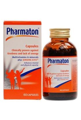 Pharmaton Boehringer Ingelheim 60 Kapsül