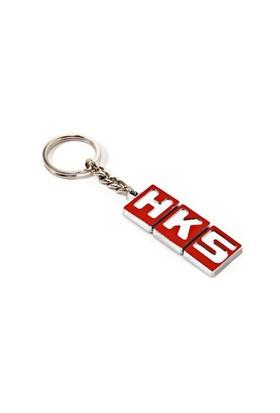 Jdm Anahtarlık Hks Krom+Kırmızı