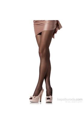 Pierre Cardin Ultra İnce Mat Külotlu Çorap Artemis Siyah