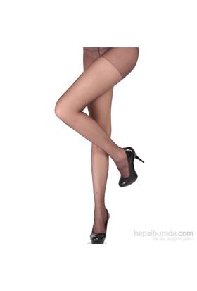 Pierre Cardin Süper İnce Külotlu Çorap Vesta Mürdüm
