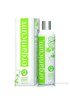Organicum Şampuan Yağlı Saçlar İçin Organik