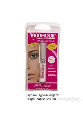 1000 Hour Saydam Hypo-Allergenic Kirpik Yapıştırıcı