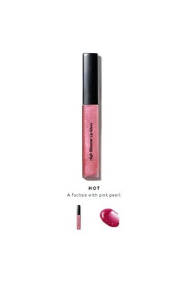 Bobbi Brown High Shimmer Lip Gloss Hot