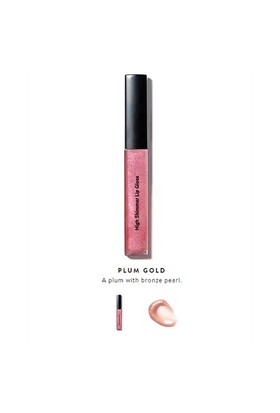 Bobbi Brown High Shimmer Lip Gloss Plum Gold