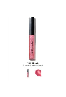 Bobbi Brown High Shimmer Lip Gloss Pink Sequin