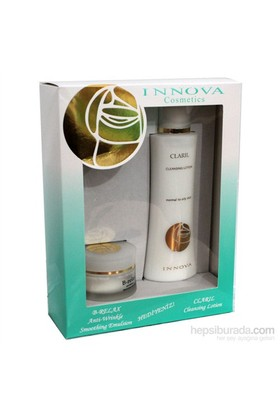 İnnova B-Relax & Claril Cleansing Lotion