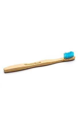 Bambu Ekstra Yumuşak Çocuklar İçin Diş Fırçası - Mavi