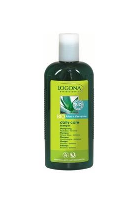 Logona Aloe Ve Mine Çiçeği Özlü Şampuan