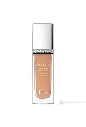 Dior Diorskin Nude Glowing Makeup Fondöten 30 Ml Renk: 022