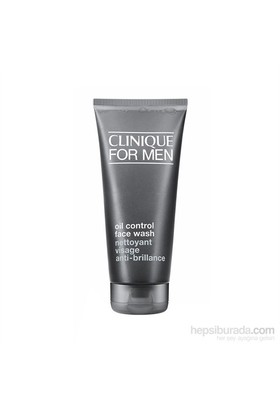 Clinique For Men Oil Control Face Wash 200 Ml Temizleyici