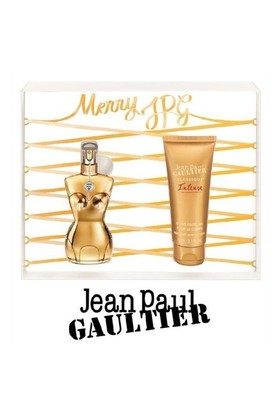 Jean Paul Gaultier Classique Intense Edp 50 Ml - Bayan Parfüm Set