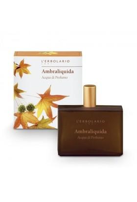 L'erbolario Kehribar Eau De Parfüm