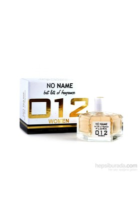 No Name 012 Flora Edt 100 Ml Kadın Parfüm