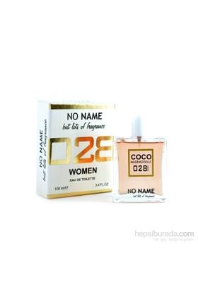 No Name 028 Coco Mademoiselle Edt 100 Ml Kadın Parfüm