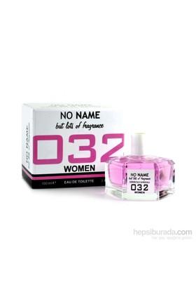 No Name 032 Gorgeous Gadenia Edt 100 Ml Kadın Parfüm