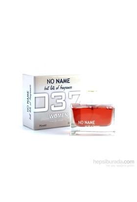 No Name 037 Leau The One Edt 75 Ml Kadın Parfüm