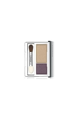 Clinique All About Shadow Duo 18 Beach Plum