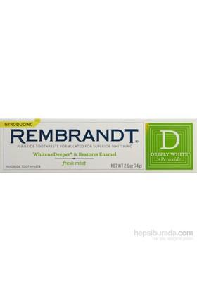 Rembrandt Deeply White + Peroxide 74 Gr Diş Macunu