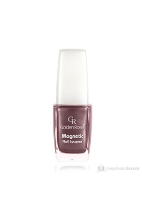 Golden Rose Magnetic Nail Lacquer No:10