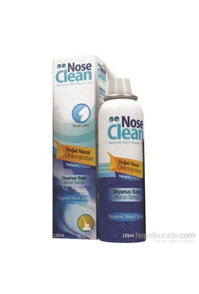 Nose Clean Yetişkin Okyanu Suyu 125 Ml