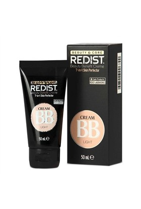 Redist Bb Krem 50Ml - Açık Ton