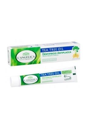 L'angelica Tea Tree Oil Antiplak Antibakteriyel Diş Macunu 75 Ml