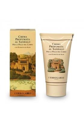 L'erbolario Sandal Ağacı Parfümlü Vücut Kremi