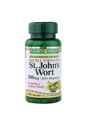 Nature's Bounty St. John's Wort 300Mg