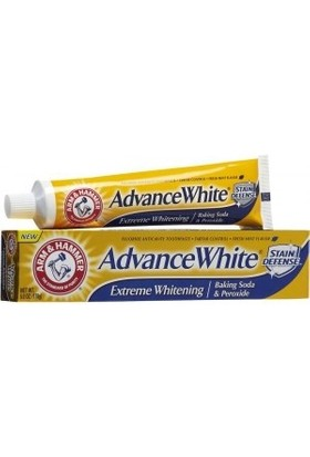 Arm & Hammer Advanced White Extreme Whitening Diş Macunu 170 Gr
