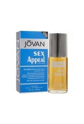 Jovan Sex Appeal For Men 88 Ml Erkek Parfümü