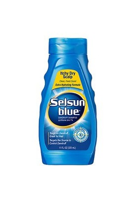 Selsun Blue Itchy Dry Scalp Şampuan 325 Ml