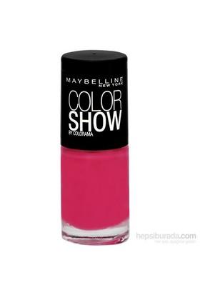 Maybelline Vao Color Show Nu 6 Bubblicious