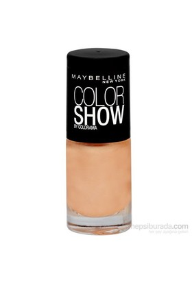 Maybelline Vao Color Show Nu 110R Coral Reefs