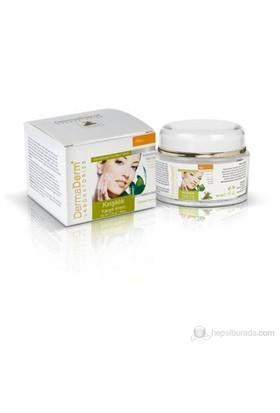 Dermaderm Kırışıklık Karşıtı Krem Antioksidan Yeşil Çay ve Kallogen İçerir 30 mg